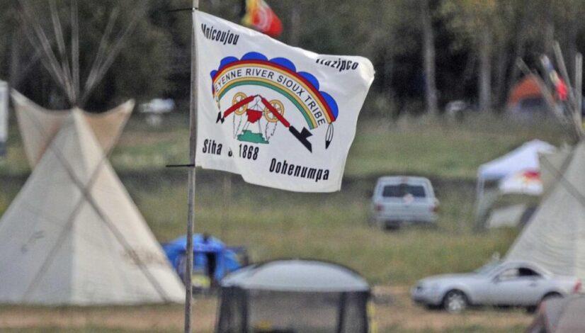 CRST flag
